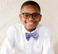12-Year-Old's Bow Tie Company Has $150,000 In Sales…