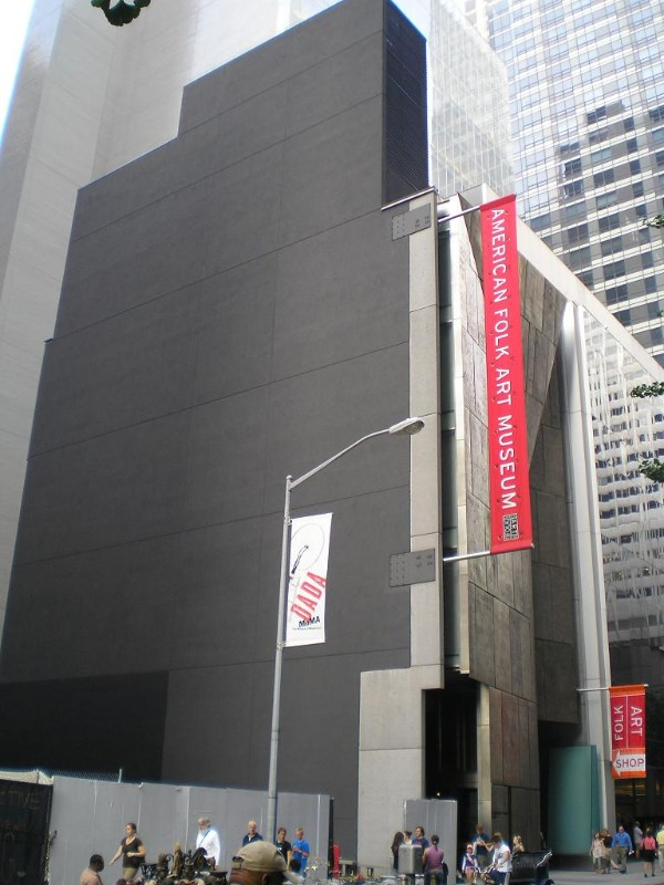American Folk Art Museum (Manhattan, NY)