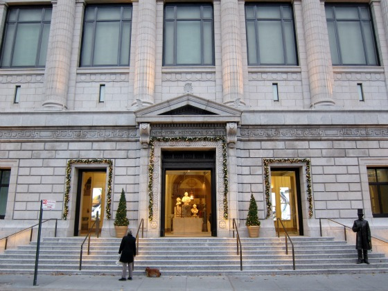 New York Historical Society (Manhattan, NY)