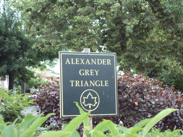 Alexander Grey Triangle (Queens, NY)