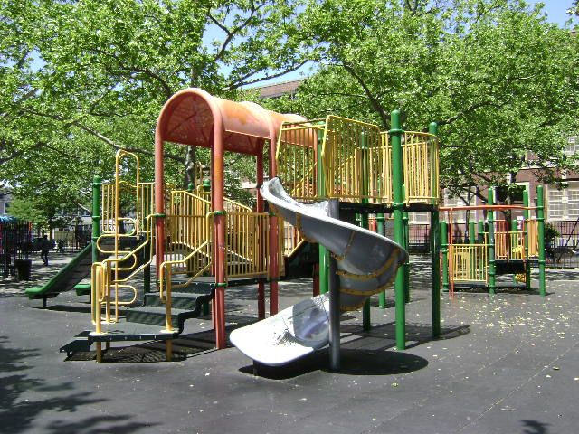 Ampere Playground (Queens, NY)