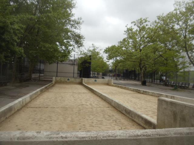 Markham Playground  ( Staten Island)