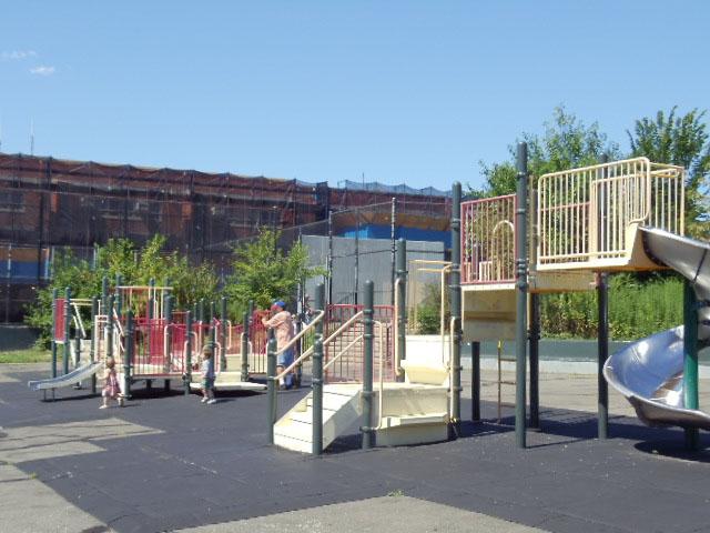 Lieutenant-John-H.-Martinson-Playground
