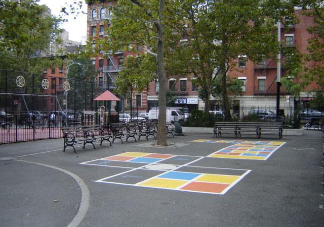 Augustus St. Gaudens Playground (New York, New York)