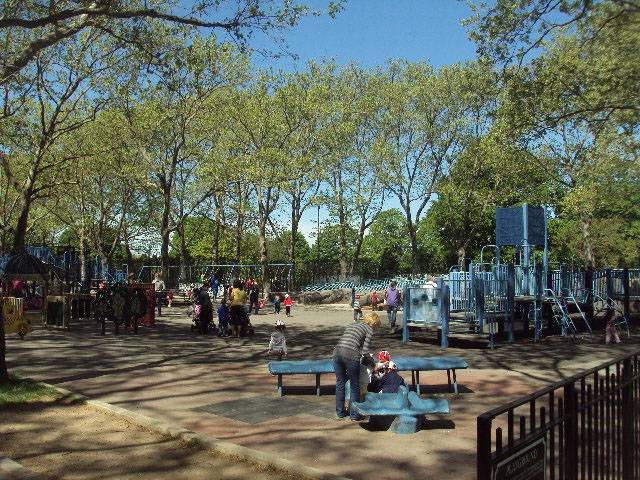 Grover Cleveland Playground (Queens, NY)