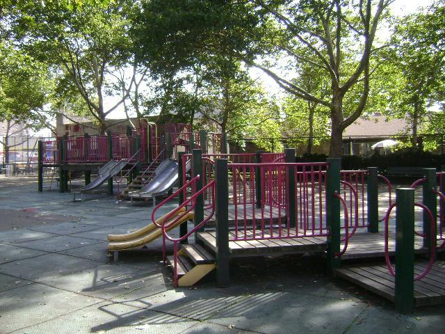 Van Alst Playground (Queens, NY)