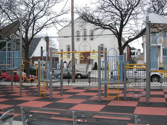 Poppenhusen Playground (Queens, NY)