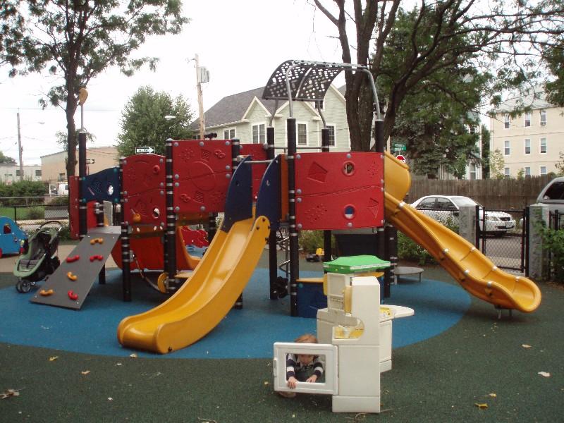 Jamaica Playground (Queens, NY)
