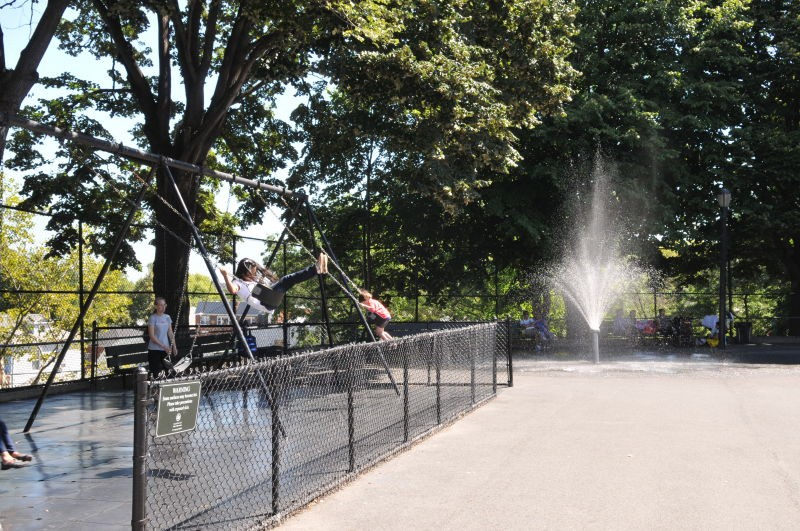 Lawrence Virgilio Playground (Queens, NY)