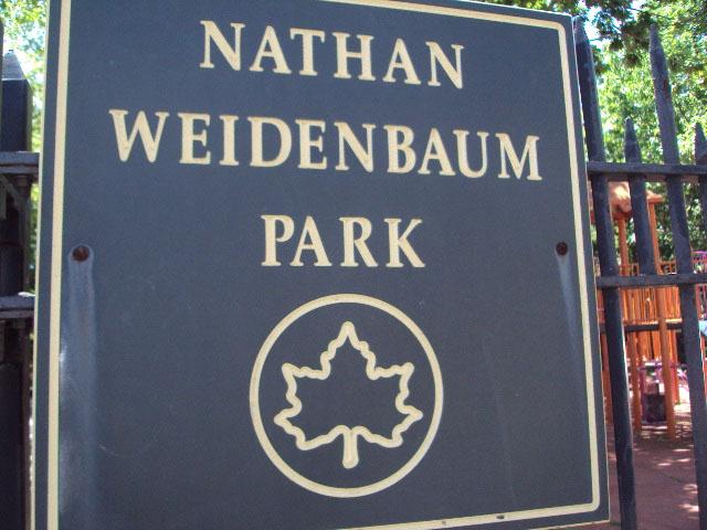 Nathan Weidenbaum Park (Queens, NY)