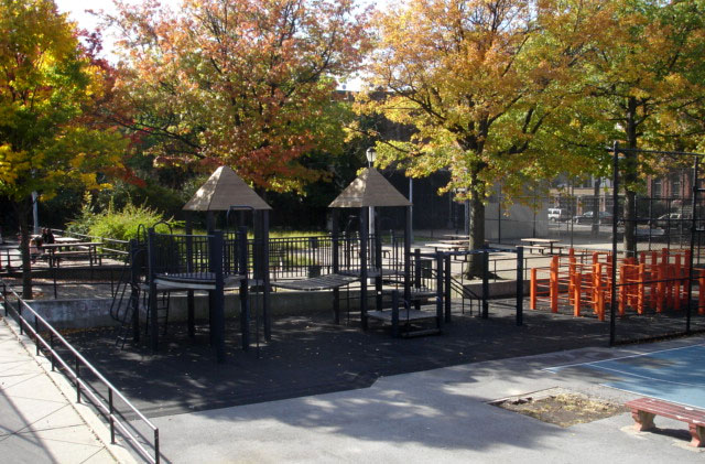 Albert J. Parham Playground (Brooklyn, NY)