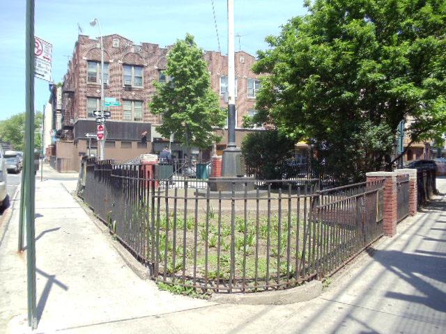 Alben Triangle (Brooklyn, NY)
