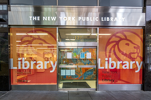 58th Street Library (Manhattan, NY)