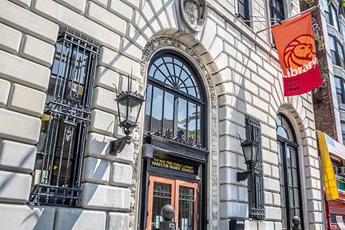 Hamilton Grange Library (Manhattan, NY)