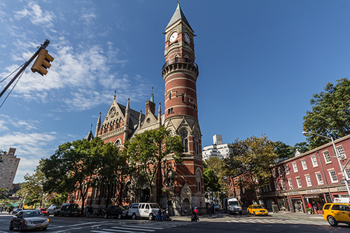 Jefferson Market Library (Manhattan, NY)