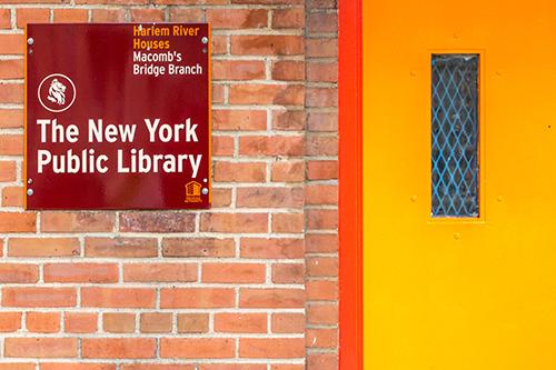 Macomb's Bridge Library (Manhattan, NY)