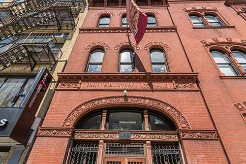 Ottendorfer Library (Manhattan, NY)