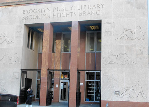 Brooklyn Heights Library (Brooklyn, NY)
