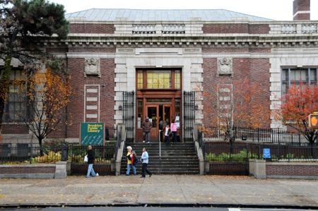 Bushwick-Library