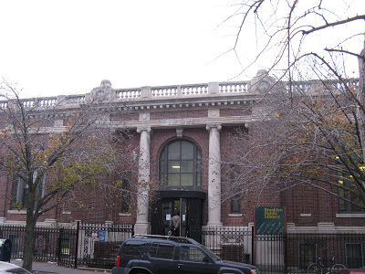 Carroll Gardens Library (Brooklyn, NY)