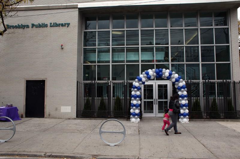 Coney Island Library (Brooklyn, NY)