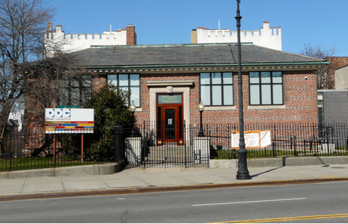 Fort Hamilton Library (Brooklyn, NY)