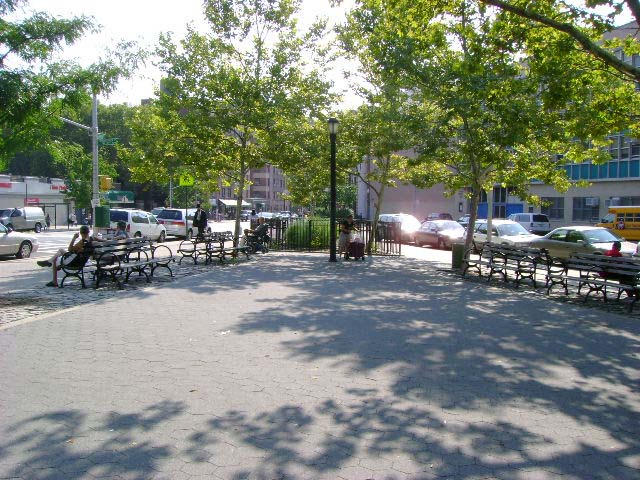 Ahearn park ( New York, New York)