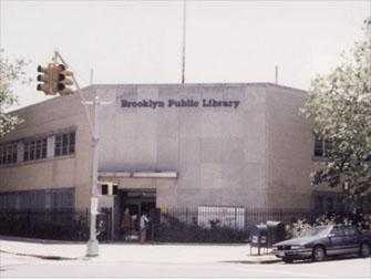 Mapleton Library (Brooklyn, NY)