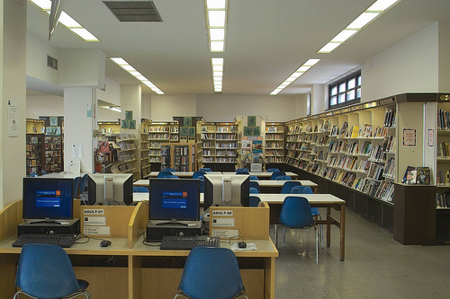 New-Utrecht-Library