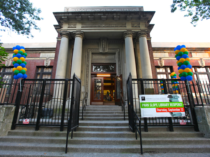 Park Slope Library (Brooklyn, NY)