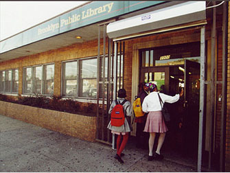 Rugby Library (Brooklyn, NY)