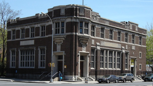 Stone Avenue Library (Brooklyn, NY)