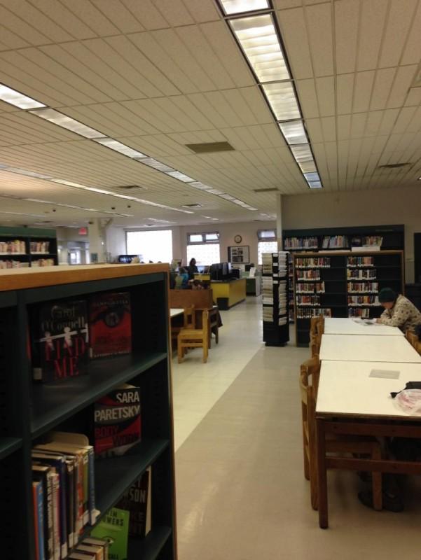 Ulmer Park Library (Brooklyn, NY)