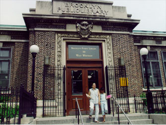 Walt Whitman Library (Brooklyn, NY)