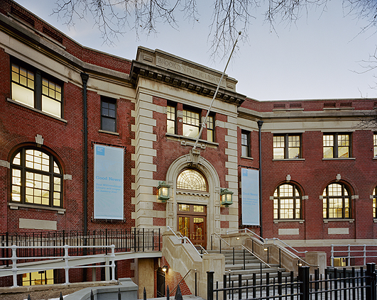 Williamsburgh Library (Brooklyn, NY)