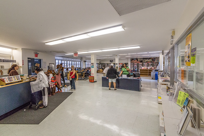 Francis Martin Library (Bronx)