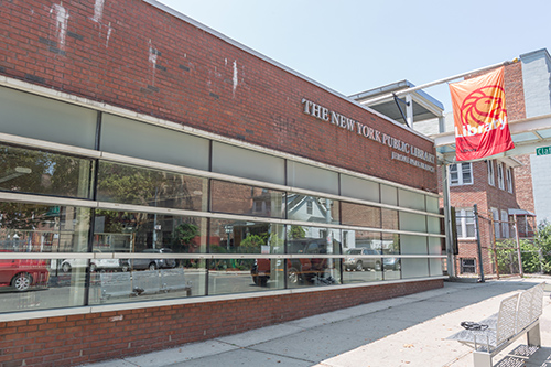 Jerome Park Library (Bronx)
