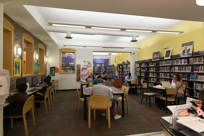 Morris Park Library (Bronx)