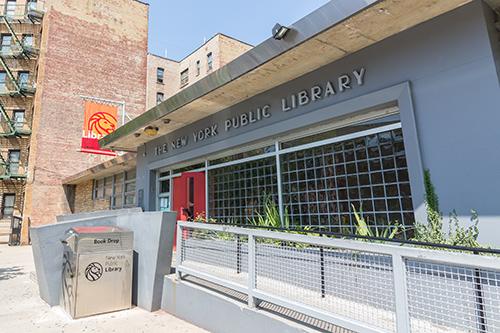 Mosholu-Library