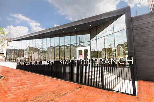 Stapleton Library (Staten Island)