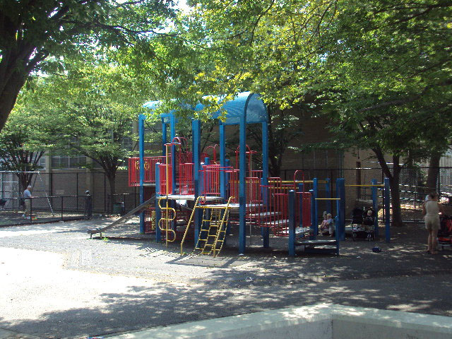 Bergen Beach Playground (Brooklyn, NY)