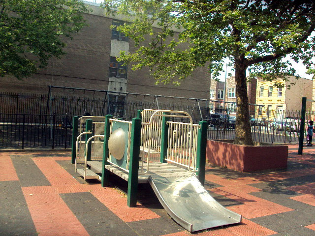 chesterplayground