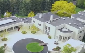 10 Of The Most Expensive Homes Of NBA Players (Video)