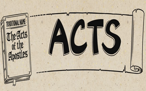 The Bible Animated: Book Of Acts – Read Series (Video)