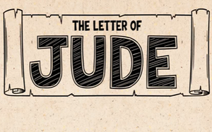 The Animated Bible: Book Of Jude – Read Series (Video)