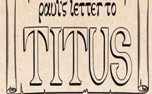 The Animated Bible: Book Of Titus – Read Series (Video)