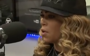 Faith Evans Talks Biggie's Legacy, Her Relationship with Lil' Kim & More (Video)