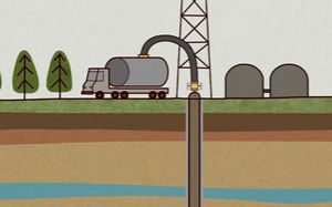 How Does Fracking Work? (Animated Video)