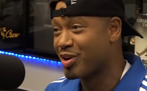 Terrence J Interview By The Breakfast Club (Video)