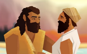 The Bible Animated: The Birth Of Jesus – Gospel Of Luke Chapters 3 – 9 (Video)